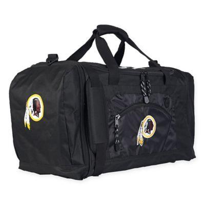 The Northwest Company NFL Washington Redskins â Roadblockâ 20â L x 11.5â W x 13â H Duffel Bag