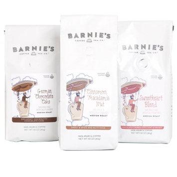 Barnie's Coffee & Tea Co. Decadent Dessert Trio