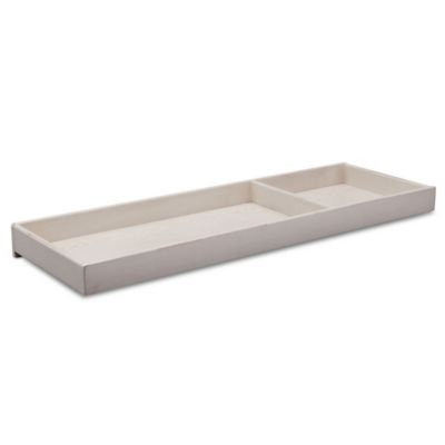 Simmons Kids® Ravello Changing Tray in Antique White