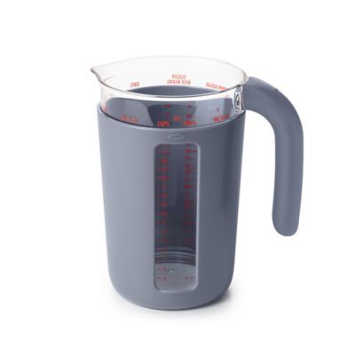 OXO Good Grips® 4-Cup Multi-Unit Measuring Cup in Slate