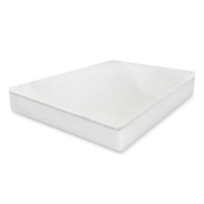 Therapedic® Microban Waterproof California King Mattress Cover in White