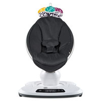 4moms® mama Roo® Classic Infant Seat in Black