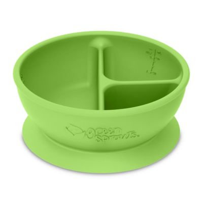 green sprouts by i play.® Learning Bowl in Green