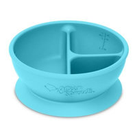 green sprouts by i play.® Learning Bowl in Aqua