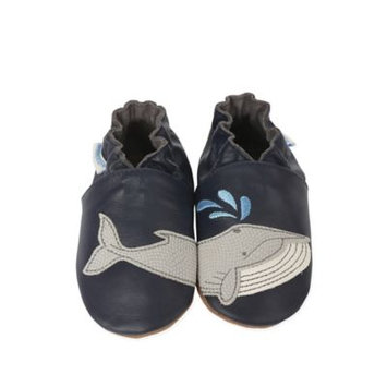 Robeez Soft Soles Let's Go Swimming Shoes, Baby Boys (0-24 months)