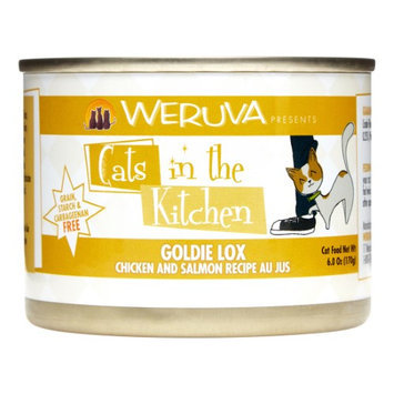 Weruva Cats in the Kitchen Goldie Lox 6oz