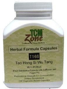 Tao Hong Si Wu Tang 100 vegcap by TCMzone