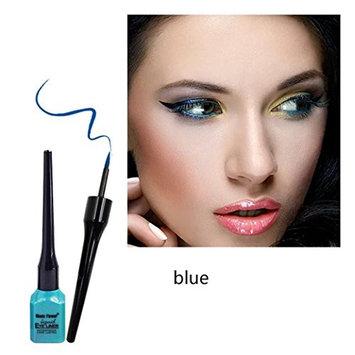 Eyeliner Liquid Pen DEESEE(TM) Non-Stick Liquid Lip Gloss Water Proof Makeup Eyeliner Pen Pencil Basic Beauty Cosmetic