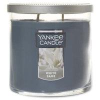 Yankee Candle® White Sage Medium Tumbler Candle