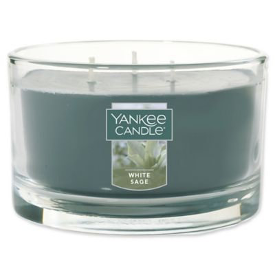 Yankee Candle® White Sage 3-Wick Candle