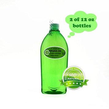 Dr. Adorable - 100% Pure Argan Oil Organic Cold Pressed Natural Hair Skin- 24 oz