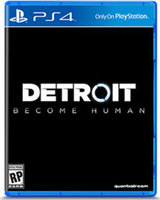Sony Detroit: Become Human for PS4