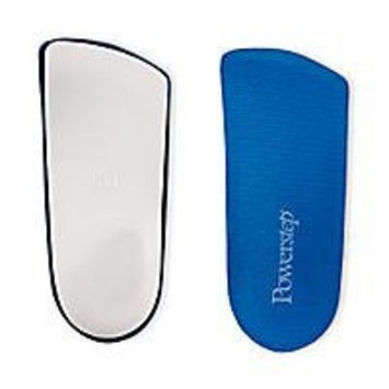 Powerstep SlimTech 3/4 Length Orthopedic Foot Insoles Support