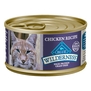 Animal Supply Company BB11255 Wilderness Cat Chicken