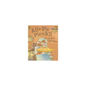 Beats All for Pie, Pie for All (Reprint) (Paperback) (David Martin)