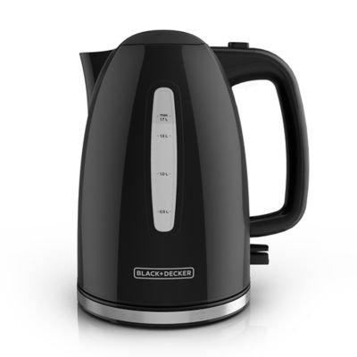 Black and Decker™ 1.7-Liter Rapid Boil Electric Kettle