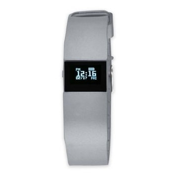 Wired Fitness Tracker Watch Metallic Pewter - Wired Wearable Technology