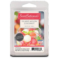 Scent Sationals Scts Island Melon Coconut Fragrance Cube