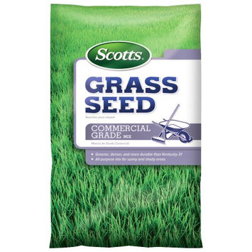 Scottsmiracle-gro Scotts Grass Seed Commercial Grade Mix, 3 lbs