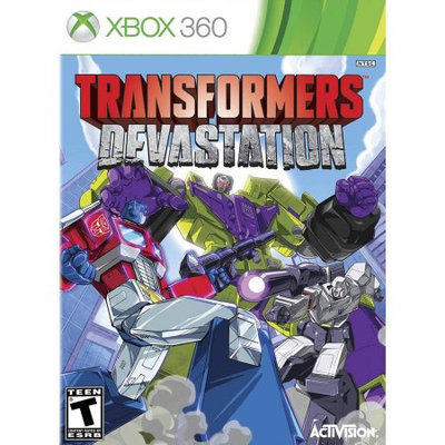 Activision Transformers Devastation (Xbox 360) - Pre-Owned