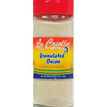 La Criolla Inc. La Criolla Granulated Onion