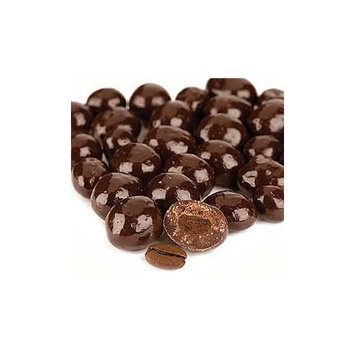 Dark Chocolate Covered Espresso Beans ~ Smarty Stop