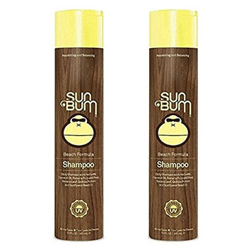 Sun Bum Shampoo 10 Oz - 2 Pack