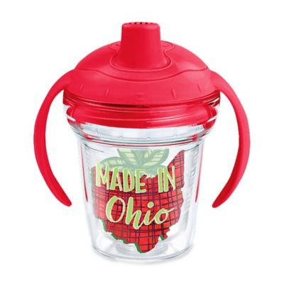 Tervis® My First Tervis™ Made in Ohio 6 oz. Sippy Design Cup with Lid