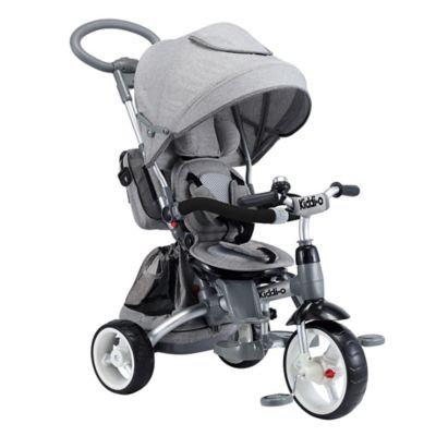 Kettler T500GRAY 6-in-1 Multi-Trike Gray