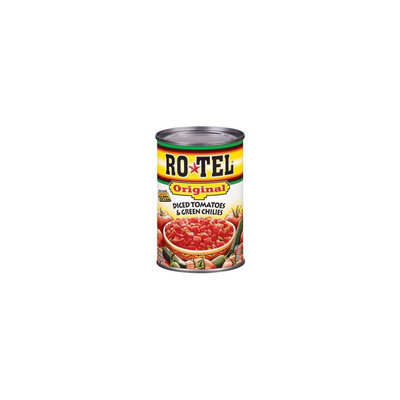 Rotel Orginal Diced Tomatoes & Green Chilies 10oz