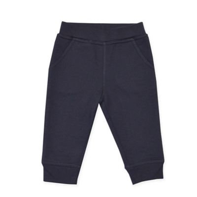 Kidtopia Size 6M French Terry Jogger Pant in Black