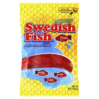 Swedish Fish Soft and Chewy Candy - 8 oz