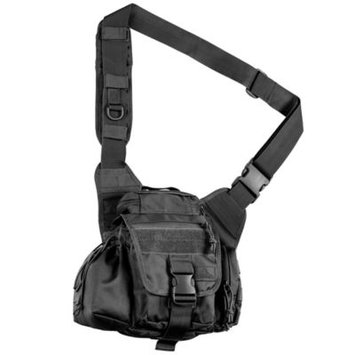 Red Rock Outdoor Gear - Hipster Sling Pack - Black