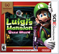 Nintendo Ns Luigis Mansion Drk Moon 3ds, 3DS Games