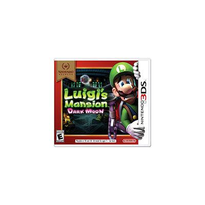 Nintendo Ns Luigis Mansion Drk Moon 3ds, 3DS Games
