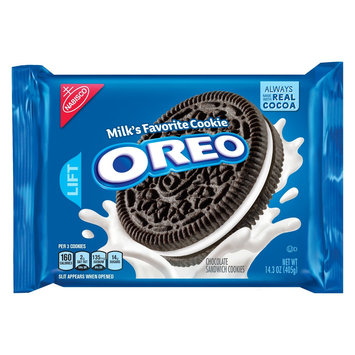 Oreo Original Chocolate Sandwich Cookies 14.3 oz