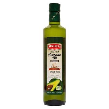 Garlic infused Avocado oil Kosher (16.9 Fl Oz)
