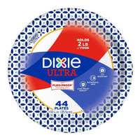 Dixie Ultra Soak Proof Shield Meal 10 1/16 Plates 48 ct