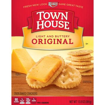 Town House Townhouse Original Light Buttery Crackers 16 oz
