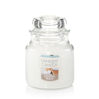 Yankee Candle® Coconut Beach Small Classic Jar Candle