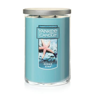 Yankee Candle Ocean Star Large Tumbler Candle