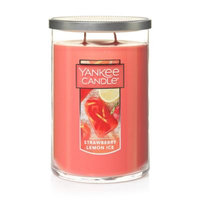 Yankee Candle Strawberry Lemon Ice 2-Wick Large Tumbler Candle