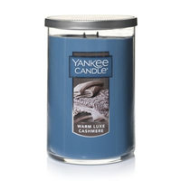 Yankee Candle® Housewarmer® Warm Luxe Cashmere Large 2-Wick Tumbler Candle