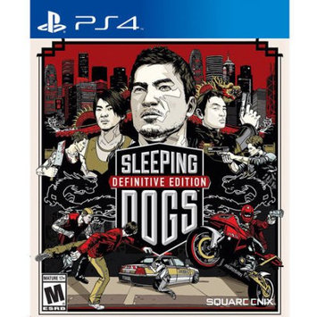 Square Enix Sleeping Dogs: Definitive Edition (PS4) - Pre-Owned