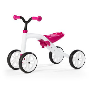 Chillafish QUADIE GROW-WITH-ME 4-WHEEL RIDE ON PINK