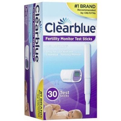 Clearblue Fertility Monitor Test Sticks, 30 Fertility Tests [Test Sticks, 30 Ct]