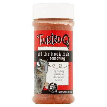 Twisted Q BBQ Spot Off the Hook Fish Seasoning, 5.5 oz