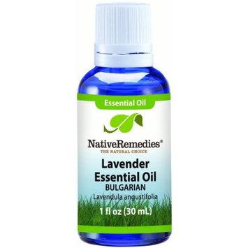 Aswechange NativeRemedies Lavender Flower (Bulgarian) Essential Oil 30