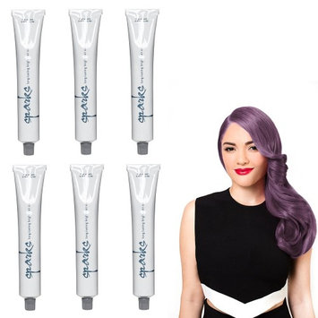 SPARKS Long Lasting Bright Permanent Hair Color Desert Rose HC-00748 (Pack of 3)