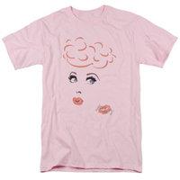 Lucy/Eyelashes S/S Adult 18/1 Pink Lb106 [clothing_size_type: clothing_size_type-regular]